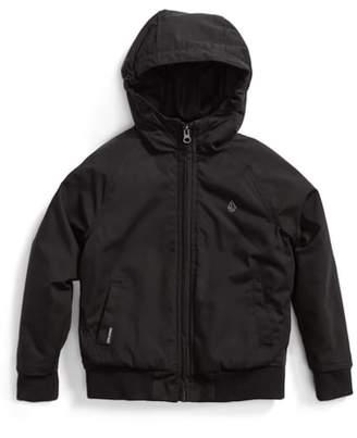 Volcom Hernan Heavyweight Hooded Jacket