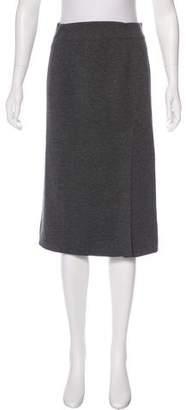 Rag & Bone Wool Knee-Length Skirt