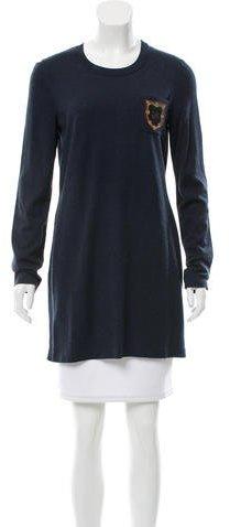 Chanel Wool Knit Tunic