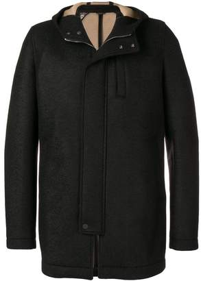 Manuel Ritz hooded zip coat