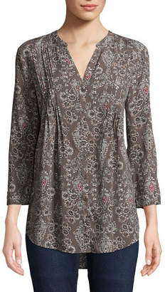 ST. JOHN'S BAY Tunic Top