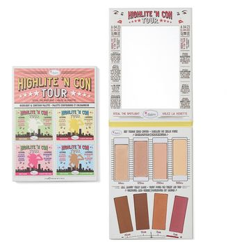 TheBalm Highlite 'N Con Tour Highlight & Contour Palette $36 thestylecure.com