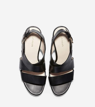 Cole Haan Penelope Wedge Sandal (70mm)