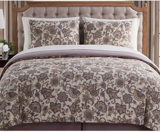 Avon Vcny Home 8-Pc. Floral King Comforter Set Bedding