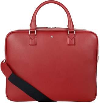 Montblanc Sartorial Leather Briefcase Portfolio
