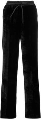 P.A.R.O.S.H. velvet track pants