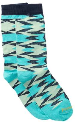 Pendleton Tapas Crew Socks