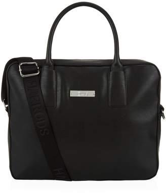 Harrods Caspian Messenger Bag
