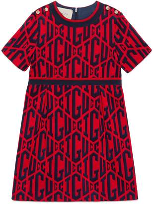 Gucci Game Cotton Dress