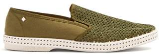 Rivieras Classic 20 slip-on canvas loafers