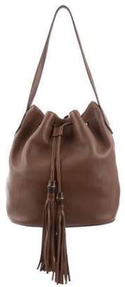Gucci Lady Tassel Bucket Bag Brown Lady Tassel Bucket Bag
