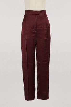 Nina Ricci Satin pants