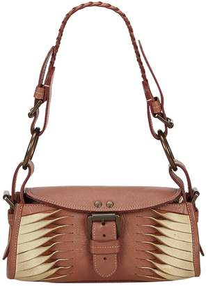 Mulberry Pink Leather Handbag