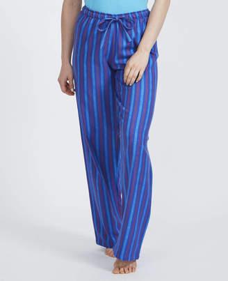BRITISH BOXERS Women s Pyjama Trousers Jester Stripe Flannel d0a82e07f