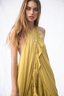 Wrap Around Maxi Dress by Endless Summer at Free People $118 thestylecure.com