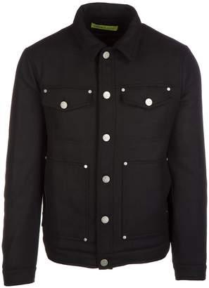 Versace men's outerwear jacket blouson US size C1GQB910QUM410054