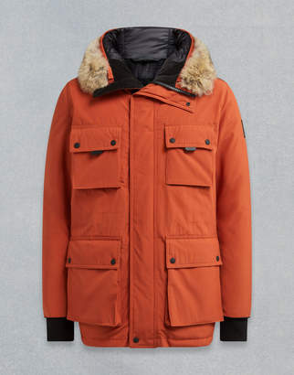 Belstaff Expedition Hooded Jacket