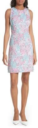 Kate Spade Jacquard A-Line Dress