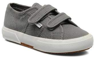 Superga Kid's 2750 J Velcro E Velcro Trainers - Various Colours