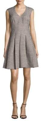 Karen Millen Inverted Pleat Dress