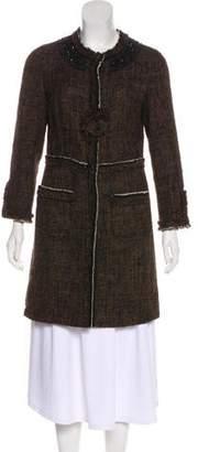 Prada Wool and Alpaca Coat