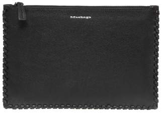 Mackage PORT LARGE LEATHER POUCH
