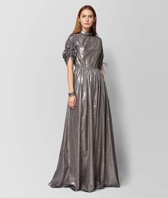 Bottega Veneta Steel Silk Dress