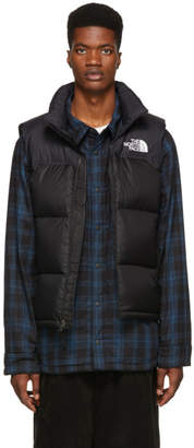 The North Face Black Down 1996 Retro Nuptse Vest