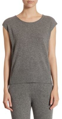 Akris punto Wool & Cashmere Pullover $440 thestylecure.com
