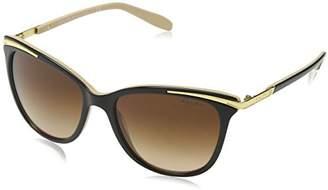 Ralph Lauren Ralph by Women's 0ra5203 Polarized Iridium Cateye Sunglasses