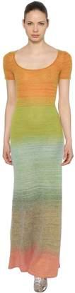 Missoni Mohair & Alpaca Blend Knit Dress