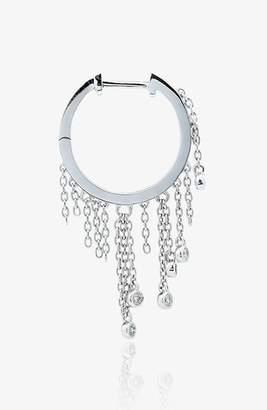Leon Yvonne Chandelier Grey Diamond Earring