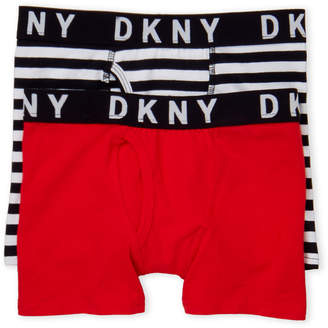 DKNY Boys 8-20) Two-Pack Boxer Briefs