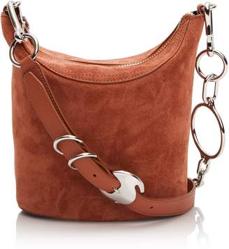Alexander Wang Ace Crossbody in Terra Suede