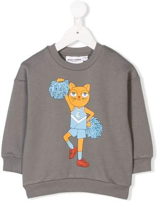 Mini Rodini cheerleader sweatshirt