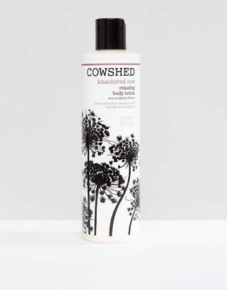 Cowshed Knackered Cow Relaxing Body Lotion