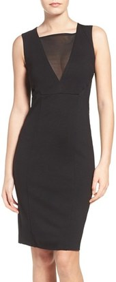 Women's French Connection Lulu Body-Con Dress $148 thestylecure.com