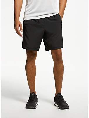 adidas 4KRFT Tech Woven 3-Stripes Training Shorts, Black