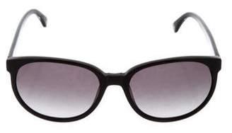 Michael Kors Round Gradient Sunglasses