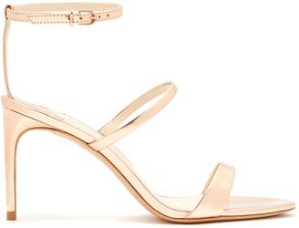 Sophia Webster Rosalind metallic leather sandals