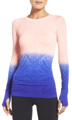 Women's Climawear See The Light Runner Tee $46 thestylecure.com