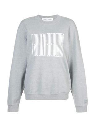 PSWL oversized crewneck sweatshirt