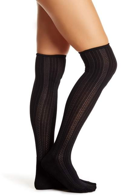 shimera Pillow Sole Knee High Sock - Pack of 2