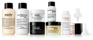 Philosophy Glowing Days Ahead Skincare Set $89 thestylecure.com