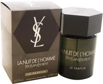 Saint Laurent Men's 3.3Oz La Nuit De L'homme Eau De Parfum Spray