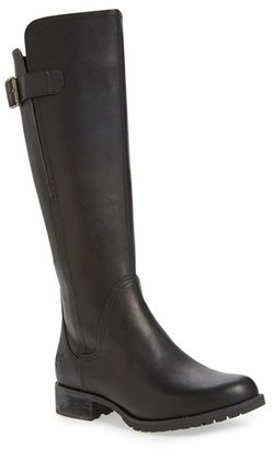Women's Timberland 'Banfield' Waterproof Knee High Boot $259.95 thestylecure.com