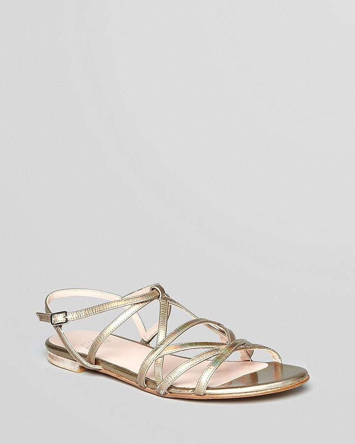 Stuart Weitzman Sandals - Transito Flat