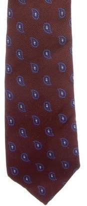 Rag & Bone Silk Jacquard Tie