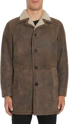 Neil Barrett Shearling Coat