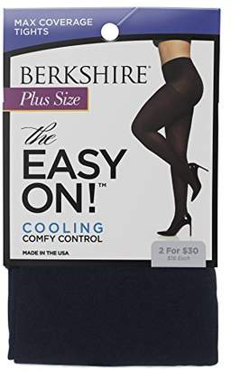Berkshire Women's Plus Size Easy on Maximum Coverage Tight